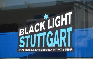 3D Schwarzlichtminigolf 2017