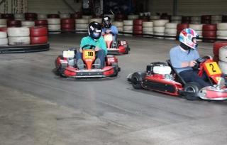 Go-Kart-Fahren 2014