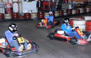 Go-Kart-Fahren 2015
