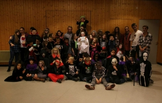 Kistu Halloweenparty 2015