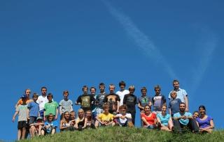 Zeltlager 2012