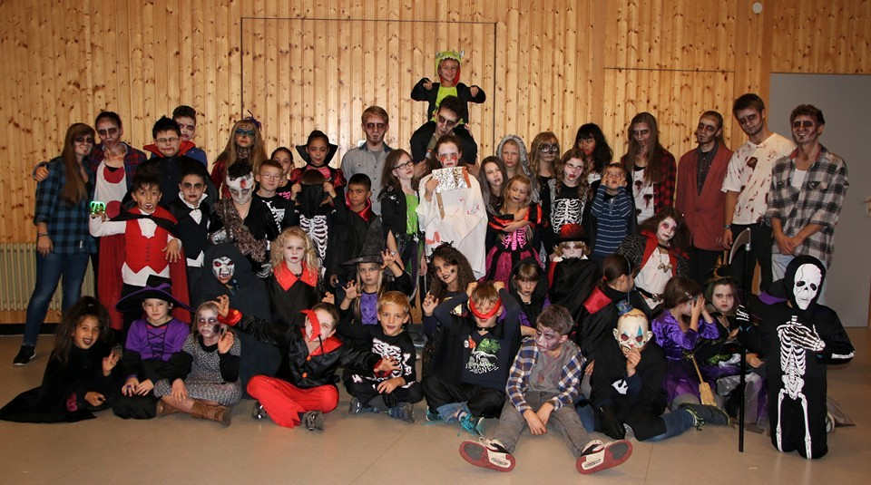 Halloweenparty 2015