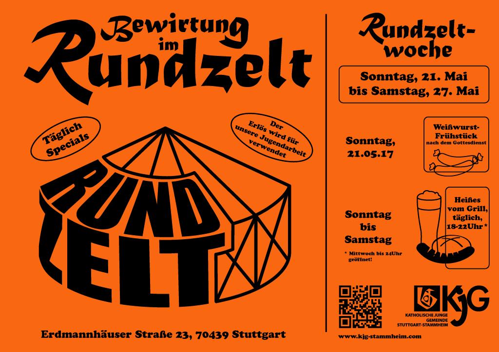 KjG Rundzeltbewirtung @ KjG-Stammheim | Stuttgart | Baden-Württemberg | Deutschland